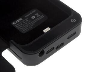 Чехол-батарея Exeq HelpinG-iF04 черный
