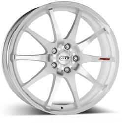Автомобильный диск Литой Dotz Shuriken 6,5x15 5/100 ET 38 DIA 60,1 white edt