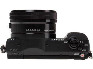 Камера со сменной оптикой Sony Alpha ILCE-5100LB kit 16-50mm