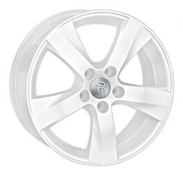 Автомобильный диск литой Replay TY118 7x17 5/114,3 ET 39 DIA 60,1 White