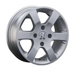 Автомобильный диск Литой LegeArtis PG9 5,5x14 4/108 ET 24 DIA 65,1 Sil