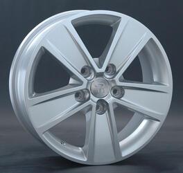 Автомобильный диск литой Replay VV76 6,5x16 5/114,3 ET 35 DIA 60,1 Sil