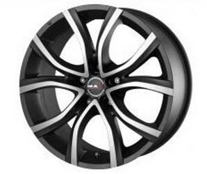 Автомобильный диск литой MAK Nitro 7x16 5/105 ET 40 DIA 56,6 Ice Titan