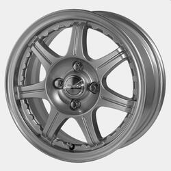 Автомобильный диск Литой Скад Пегас-спорт 6x14 4/100 ET 38 DIA 67,1 Селена-супер