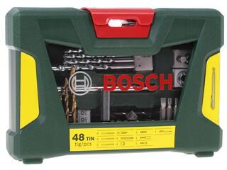 Набор сверл и насадок-бит Bosch V-Line-48 2607017314