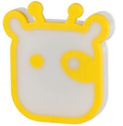 Светильник декоративный ЭРА NN-626 белый, желтый