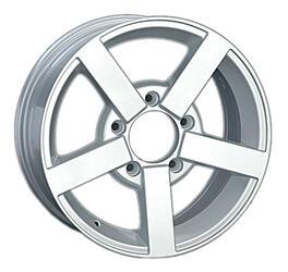 Автомобильный диск Литой LS 282 6,5x16 5/139,7 ET 40 DIA 98,5 Sil