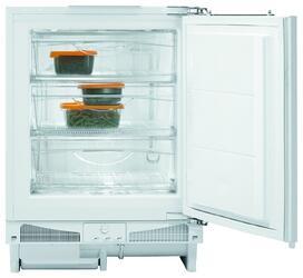 Встариваемый морозильный шкаф Korting KSI 8258 F Белый