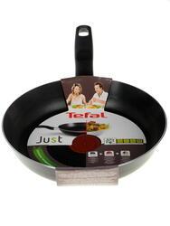 Сковорода Tefal Just Black 04041122 черный