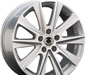 Автомобильный диск литой Replay SNG14 6,5x16 5/112 ET 39 DIA 66,6 Sil