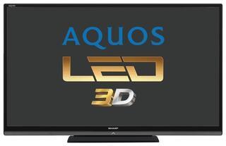 "60"" (152 см)  LED-телевизор Sharp LC-60LE741ERU черный"