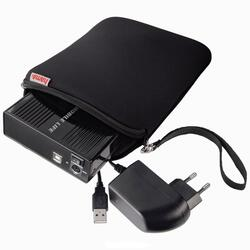 Чехол для внешнего HDD HAMA H-95511 черный
