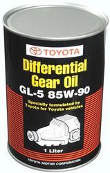 Трансмиссионное масло Toyota LSD 85W90 GL-5 08885-81006