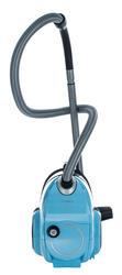Пылесос Bosch BGS32001 голубой