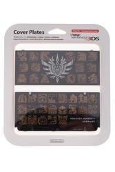 Декоративная крышка Monster Hunter 4 Ultimate edition белый