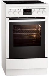 Электрическая плита AEG 47005VC-WN белый