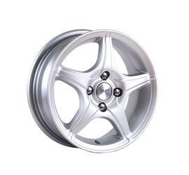 Автомобильный диск литой Скад Фортуна 5,5x14 4/100 ET 39 DIA 56,6 Селена