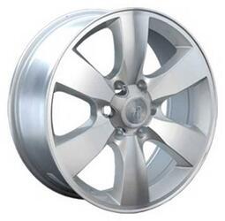Автомобильный диск Литой LegeArtis TY63 7x16 6/139,7 ET 30 DIA 106,1 Sil