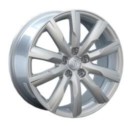 Автомобильный диск литой Replay A42 8x19 5/112 ET 39 DIA 66,6 Sil
