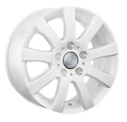 Автомобильный диск литой Replay VV5 6x15 5/114,3 ET 45 DIA 60,1 White
