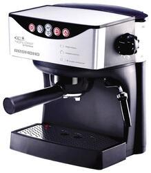 Кофеварка Redmond RCM-1503 серебристый, черный
