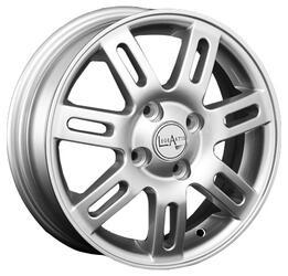 Автомобильный диск Литой LegeArtis HND10 5x14 4/100 ET 46 DIA 54,1 Sil
