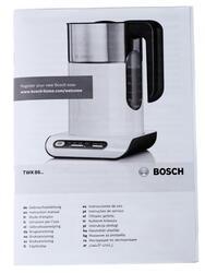 Электрочайник Bosch TWK 8613 черный