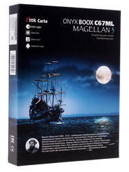 6'' Электронная книга ONYX Boox C67ML Magellan 3 белый