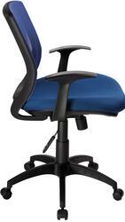 Кресло офисное Бюрократ CH-897 синий