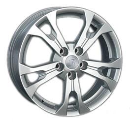 Автомобильный диск литой Replay KI106 7x18 5/114,3 ET 40 DIA 67,1 Sil