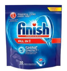 Таблетки для посудомоечных машин FINISH All in1