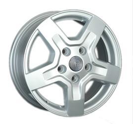Автомобильный диск литой Replay FT19 6x15 5/118 ET 68 DIA 71,1 Sil