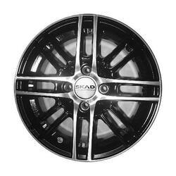 Автомобильный диск Литой Скад Электра 6x14 4/98 ET 38 DIA 58,6 Алмаз