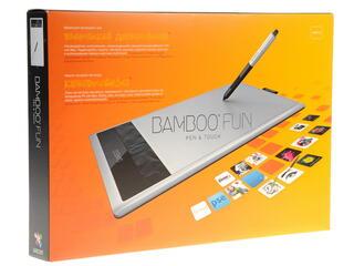 Графический планшет Wacom Bamboo Fun Pen&Touch M