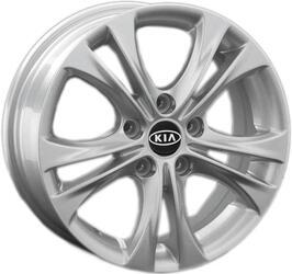 Автомобильный диск Литой Replay Ki72 5,5x15 5/114,3 ET 41 DIA 67,1 Sil