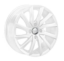 Автомобильный диск литой Replay PG50 6,5x16 4/108 ET 32 DIA 65,1 White