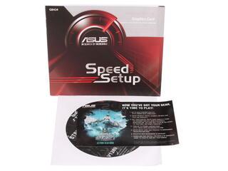 Видеокарта ASUS GeForce GTX 950 STRIX [STRIX-GTX950-DC2OC-2GD5-GAMING]