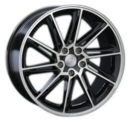 Автомобильный диск литой Replay A44 8x18 5/112 ET 39 DIA 66,6 BKF