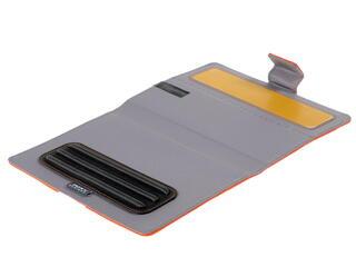 Чехол-книжка для планшета универсальный оранжевый