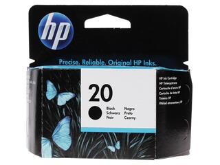 Картридж струйный HP 20 (C6614DE)