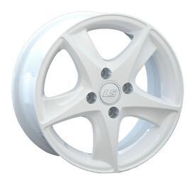 Автомобильный диск Литой LS 108 6x14 4/98 ET 35 DIA 58,6 White