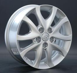 Автомобильный диск Литой Replay HND44 6x16 5/114,3 ET 51 DIA 67,1 Sil