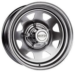 Автомобильный диск Литой Dotz Dakar 7x16 6/139,7 ET -20 DIA 110
