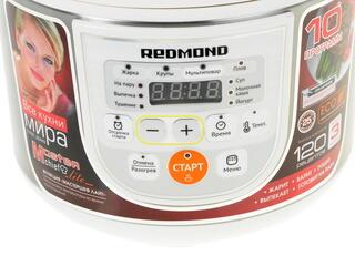 Мультиварка Redmond RMC-M12 белый