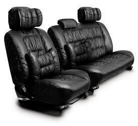 Чехлы на сиденье AUTOLAND PRESIDENT 1101001-200 черный