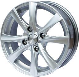 Автомобильный диск Литой Скад Мальта 6x15 4/100 ET 45 DIA 67,1 Селена