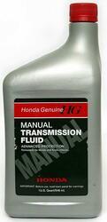 Трансмиссионное масло Honda MTF 08798-9031