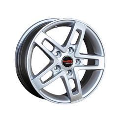 Автомобильный диск Литой LegeArtis KI15 6x15 5/114,3 ET 44 DIA 67,1 Sil