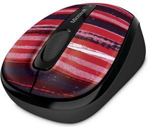 Мышь беспроводная Microsoft Wireless Mobile 3500 McClure GMF-00340
