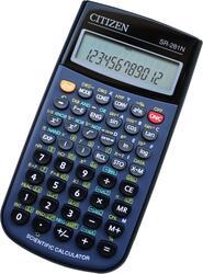 Калькулятор научный Citizen SR-281
